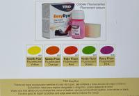 Easy Dye Fluorescent  Colour 25ml