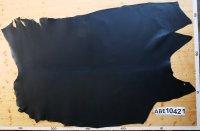 Sattlerleder Doppelhechte schwarz 4-4,5mm