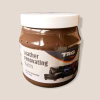 Lederbalsam, farbauffrischend, dark brown 300ml
