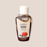 Leather Balm reinigende Pflegemilch 125ml braun