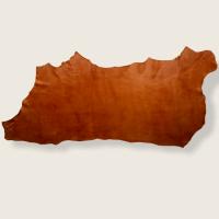 Eva, Rindsvachette, vegetabil, 2-2,5mm cognac