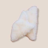 Lammfell,  naturweiß