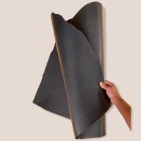 Blanklederhals 3mm bs schwarz