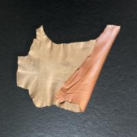 Ziegen Nappa, semianilin, +/- 1,0mm, hydrophobiert,...
