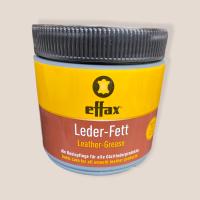 Effax Lederfett schwarz 500ml